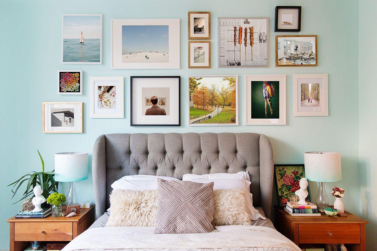 Tranh treo tường phòng ngủ nên chọn thể loại nào đẹp?