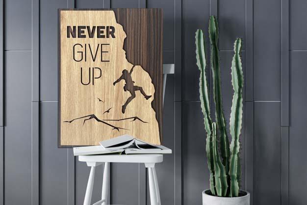 đừng bao giờ bỏ cuộc bạn nhé