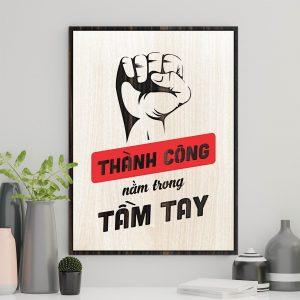 Tranh Tuyền Lửa Sự Nghiệp TBIG129: Thành công nằm trong tầm tay